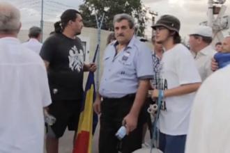Acces interzis în Moldova pentru un grup de cetăţeni români.