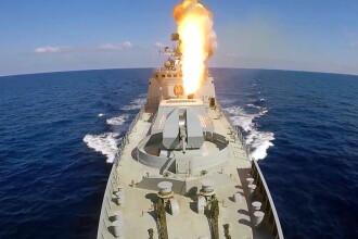 Rusia îşi echipează navele din Marea Neagră cu arme ce pot învinge scuturile anti-rachetă
