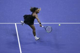Serena Williams, în tutu la US Open. Francezii au interzis pe teren costumul Catwoman
