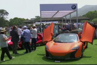 Cât au plătit fanii auto pentru a admira cele mai spectaculoase modele ale anului
