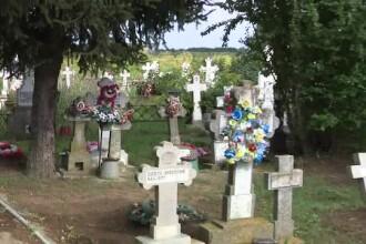 Jaf uriaş, în cimitirul din Galaţi. Ce voiau să facă hoţii cu prada
