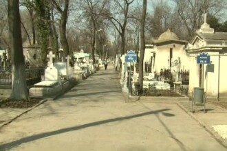 Piața neagră a locurilor de veci, vândute cu zeci de mii de euro. Reportaj cu CAMERA ASCUNSĂ