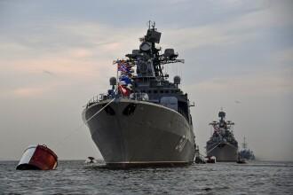 """Reacția NATO, după incidentul din Marea Azov: """"Sprijinim pe deplin suveranitatea Ucrainei"""""""