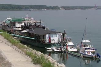 Povestea celor două oraşe despărţite de Dunăre: Vidinul plin de viaţă şi Calafatul pustiu