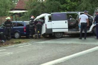 Victimele accidentului din Bihor sunt cetățeni din R.Moldova. Se îndreptau spre Cehia
