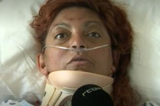 A rămas blocată 6 zile în mașină, după un accident. Cum a supraviețuit pe caniculă