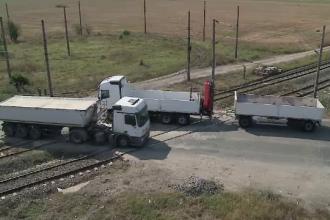 Autoritățile modernizează toate intersecțiile de cale ferată cu drumuri naționale