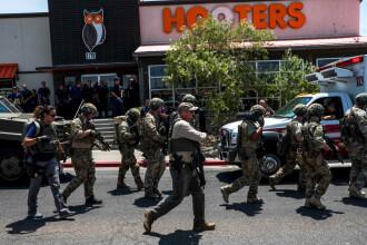 Atac armat la un mall în SUA. Un tânăr de 21 de ani a ucis 20 de oameni și a rănit alți 26