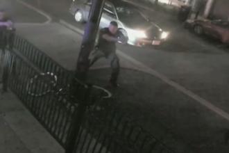 """Momentul în care atacatorul din Ohio e ucis de poliție. Fost coleg: """"Ura pe toată lumea"""""""