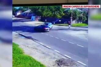 Un șofer care nu a acordat prioritate a provocat moartea a doi bărbați. VIDEO