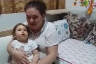 Diagnosticată cu paralizie cerebrală la 1 an. Cum o puteți ajuta pe Anastasia