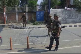 Avertisment de călătorie în India din cauza tensiunilor de la granița cu Pakistan