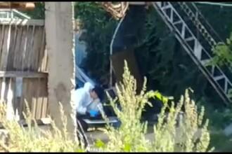 Săpături și căutări intense în curtea lui Gheorghe Dincă. Telefoanele lui sunt expertizate