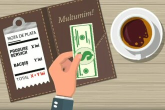 Legea care poate dubla veniturile angajaților din turism. Noua variantă de bacșis propusă