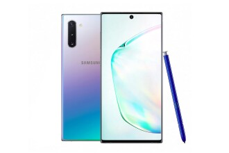Samsung a prezentat Galaxy Note 10 şi Galaxy Note 10 Plus, compatibil cu reţeaua 5G