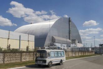 Camera de control a reactorului 4 de la Cernobîl va fi deschisă pentru turiști
