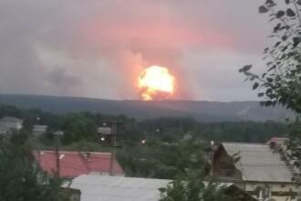 Măsuri după accidentul nuclear din Rusia. Localnici evacuați, medici trimiși la Moscova