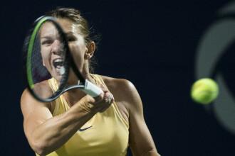 Motivul pentru care Simona Halep a abandonat meciul din sferturile Rogers Cup