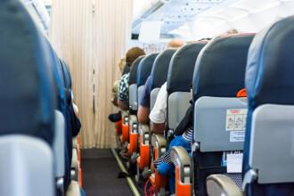 Valuri de furie pe Instagram. Ipostaza în care a fost surprins pasagerul unui zbor. FOTO