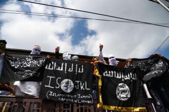 Statul Islamic a anunţat o nouă ofensivă şi atentate.