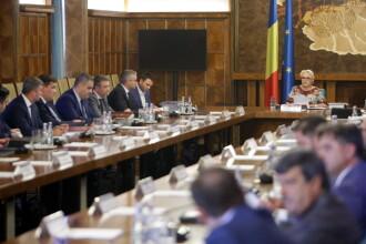 Răspunsul lui Iohannis la propunerile lui Dăncilă de noi miniştri interimari