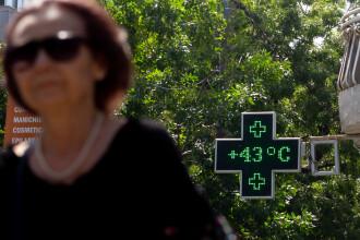 """Caniculă și nopți tropicale, în România. """"Cred că simt acum 57 de grade, dacă sunt 37"""""""