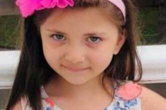 Fetiţă de 7 ani din judeţul Sibiu, căutată de poliţie în toată ţara. Cine ar fi luat-o