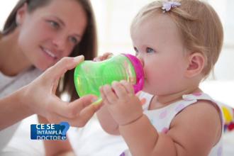 Capitole în educația hidratării celor mici. La ce ar trebui să fie atenți părinții