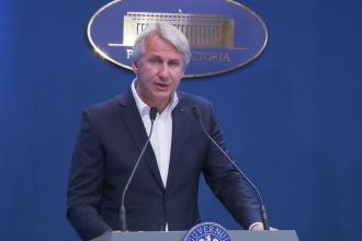 """Rectificarea bugetară a fost adoptată. Teodorovici: """"Deficitul nu este în pericol"""""""