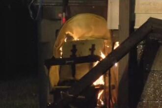 Tragedie în SUA: 5 copii au murit într-un incendiu la o grădiniță. VIDEO