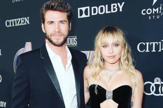 Liam Hemsworth a confirmat despărţirea de Miley Cyrus. Mesajul său pentru artistă