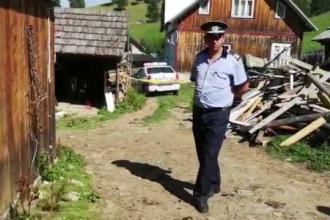 Trupul neînsuflețit al unui bebeluș a fost descoperit în curtea unei femei din Suceava