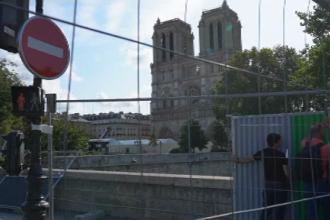 Motivul pentru care șantierul de la Notre Dame a fost închis. Anunțul autorităților
