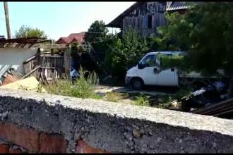 """Scanări pe proprietatea lui Dincă din Caracal. Avocatul Tonel Pop: """"Își bate joc de ei"""""""