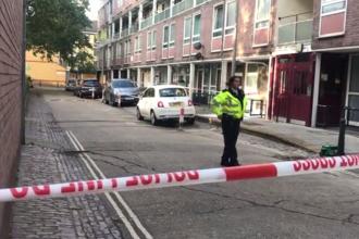 """Nou atac mortal în Londra. Tânăr de 16 ani, ucis cu maceta. Martor: """"A strigat ajutor"""""""