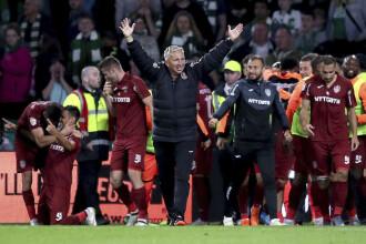 CFR Cluj - Celtic. Românii s-au calificat spectaculos în play-off-ul Ligii Campionilor