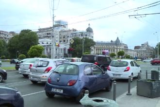 Zonele din București unde mașinile poluante vor fi interzise. Când nu se vor aplica noile taxe