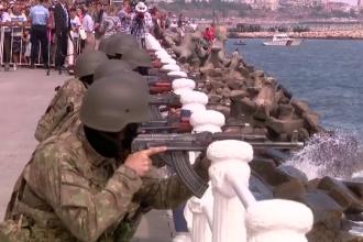 Prezenţă record la festivităţile de Ziua Marinei. 15 persoane au avut nevoie de îngrijiri