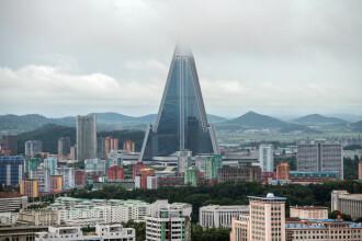 Cea mai înaltă clădire nelocuită se află în Coreea de Nord. Câți bani a costat proiectul