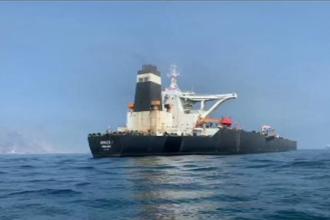 Statele Unite cer sechestrarea petrolierului iranian reținut de o lună în Gibraltar