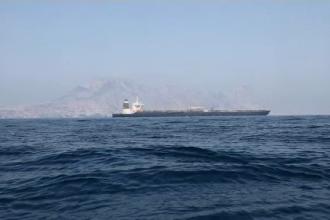 Decizia Gibraltarului după ce SUA au cerut sechestrarea petrolierului iranian
