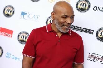 Mike Tyson spune că fumează marijuana de 40.000 de dolari pe lună