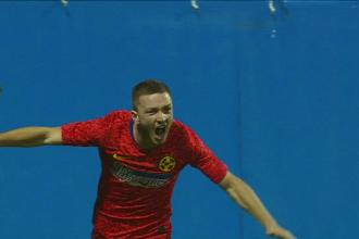 FCSB s-a calificat în play-off-ul Ligii Europa, printr-un gol marcat în minutul 90+1