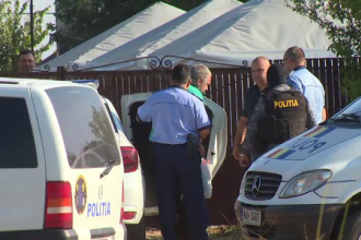 Noi probe, printre care și trei mașini, ridicate din curtea lui Gheorghe Dincă