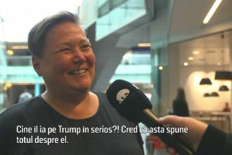 Reacția localnicilor la vestea că Trump ar vrea să cumpere Groenlanda: