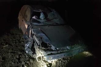 Femeie decapitată în timp ce se deplasa cu trotineta electrică pe un drum național