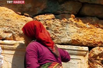 """Ce se ascundea într-un mormânt considerat sfânt de musulmani: """"Oamenii sacrificau animale"""""""
