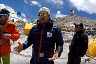 """Alpinistul Zsolt Torok, interviu în 2017: """"Stimez pe toată lumea care respectă muntele"""""""