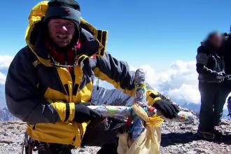 Povestea lui Zsolt Torok. A străbătut cei mai înalți munți din lume, dar a murit în Făgăraș
