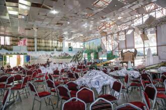 Atentat devastator la o nuntă din Afganistan. 63 de morți și 182 de răniți
